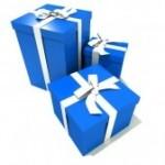 spa bogota norte 3833879-tres-cajas-de-regalo-azul-con-cintas-blancas-en-diferentes-tama-os